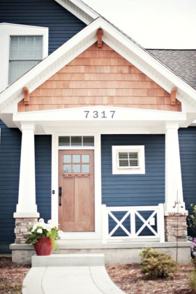 Latest Exterior Design Ideas For Tiny House To Try08