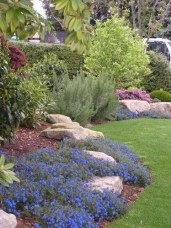 Modern Shade Front Yard Design Ideas For Summer09