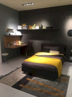 Modern Small Bedroom Design Ideas That Are Look Stylishly Space Saving03