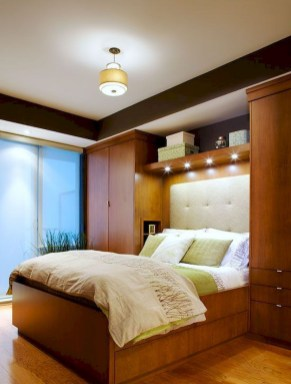 Modern Small Bedroom Design Ideas That Are Look Stylishly Space Saving16