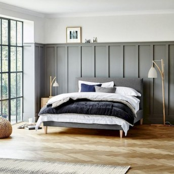 Modern Small Bedroom Design Ideas That Are Look Stylishly Space Saving46