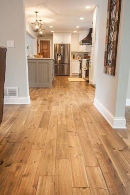 Newest Wooden Floor Design Ideas In My Tiny House Style24