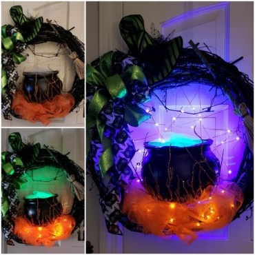 Outstanding Diy Halloween Decorations Ideas For Party Decor07