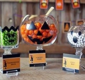 Outstanding Diy Halloween Decorations Ideas For Party Decor13