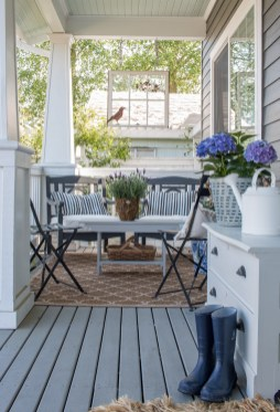 Pretty Planter Design Ideas For Summer Porch To Looks Amazing34