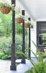 Pretty Planter Design Ideas For Summer Porch To Looks Amazing39