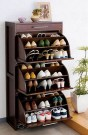Pretty Shoe Rack Design Ideas To Try This Season38