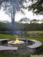 Superb Diy Fire Pit Ideas To Try In The Backyard19