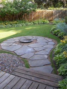 Superb Diy Fire Pit Ideas To Try In The Backyard25