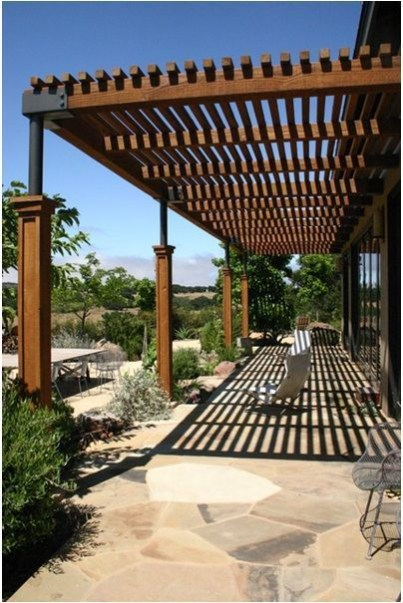Unique Wooden Pergola Design Ideas Ideas For Your Dream Garden01