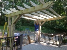 Unique Wooden Pergola Design Ideas Ideas For Your Dream Garden28
