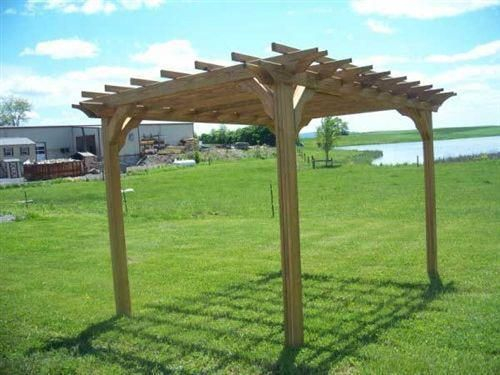 Unique Wooden Pergola Design Ideas Ideas For Your Dream Garden33