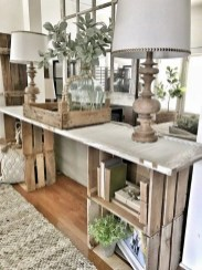 Unusual Diy Console Table Design Ideas To Try This Year02