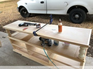 Unusual Diy Console Table Design Ideas To Try This Year05