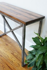 Unusual Diy Console Table Design Ideas To Try This Year33