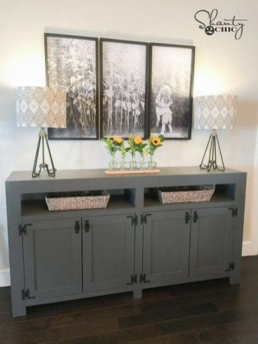 Unusual Diy Console Table Design Ideas To Try This Year40