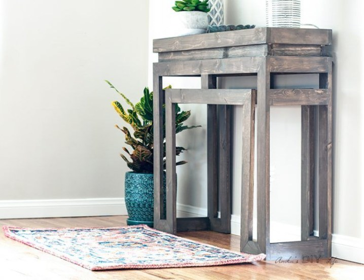 Unusual Diy Console Table Design Ideas To Try This Year44