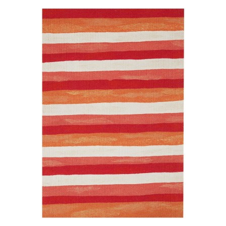 Unusual Painted Rug Design Ideas For Relaxing Screened Porch07