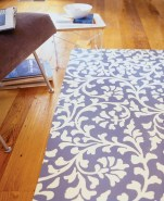 Unusual Painted Rug Design Ideas For Relaxing Screened Porch39