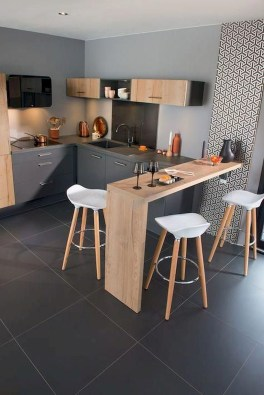 Adorable Kitchen Design Ideas That Inspire You Today26