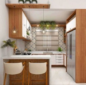 Adorable Kitchen Design Ideas That Inspire You Today29
