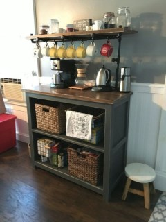 Best Home Coffee Bar Design Ideas You Must Have In Your House01