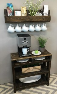Best Home Coffee Bar Design Ideas You Must Have In Your House11