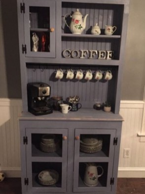 Best Home Coffee Bar Design Ideas You Must Have In Your House16