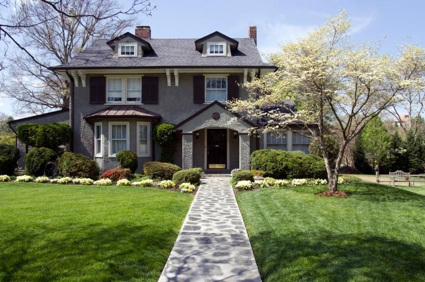 Comfy Flowering Tree Design Ideas For Your Home Yard36