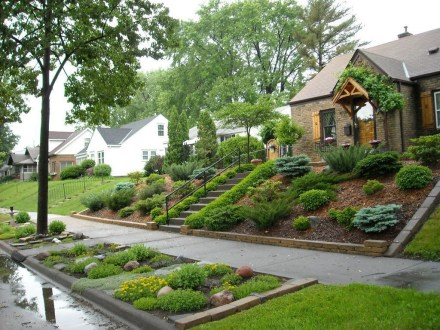 Fascinating Front Yard Landscaping Design Ideas To Try Right Now07