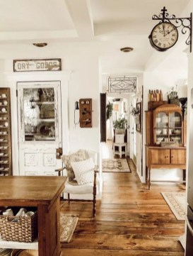 Hottest Farmhouse Decor Ideas On A Budget To Try33