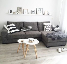 Hottest Small Living Room Decor Ideas For Your Apartment To Try05