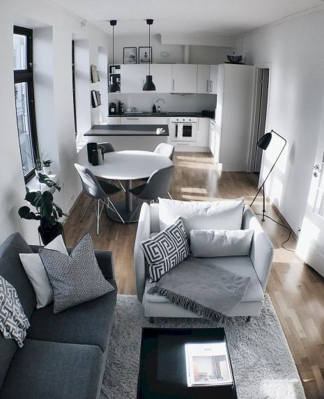 Hottest Small Living Room Decor Ideas For Your Apartment To Try14