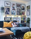 Hottest Small Living Room Decor Ideas For Your Apartment To Try33
