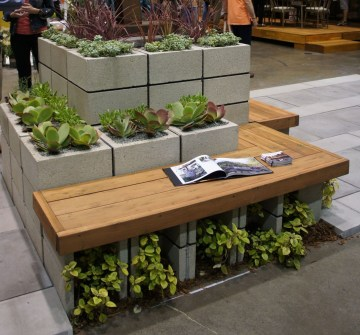 Latest Home Garden Design Ideas With Cinder Block To Try04