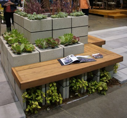 Latest Home Garden Design Ideas With Cinder Block To Try10