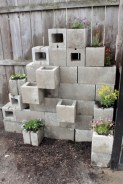 Latest Home Garden Design Ideas With Cinder Block To Try14