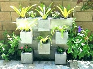 Latest Home Garden Design Ideas With Cinder Block To Try27