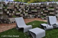 Latest Home Garden Design Ideas With Cinder Block To Try34