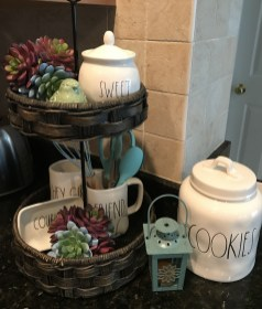 Newest Rae Dunn Display Design Ideas To Make Beautiful Decor In Your Home33