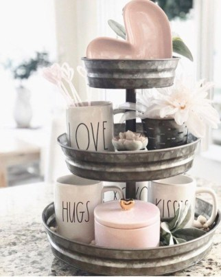 Newest Rae Dunn Display Design Ideas To Make Beautiful Decor In Your Home39