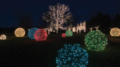 Unusual Diy Christmas Light Balls Ideas For Outdoor Decoration18