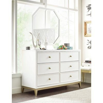Attractive Bedroom Dressers Ideas With Mirrors To Try This Year06