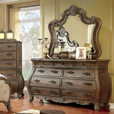 Attractive Bedroom Dressers Ideas With Mirrors To Try This Year07