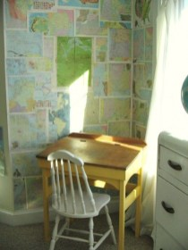Attractive Study Room Designs And Decorative Ideas For Your Sons Little Surprise10