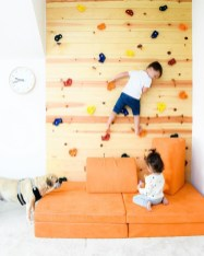 Awesome Kids Bedroom Wall Decorations Ideas That Will Make Fun Your Kids Room26