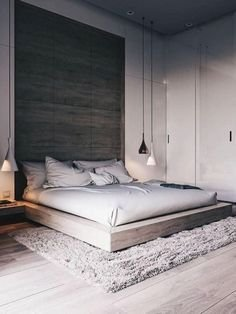 Best Minimalist Bedroom Interior Design Ideas For Your Inspiration06