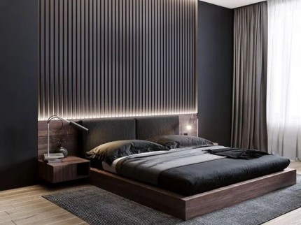 Best Minimalist Bedroom Interior Design Ideas For Your Inspiration14