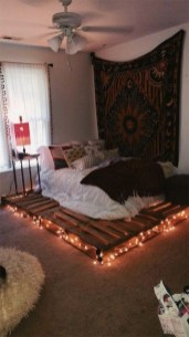 Best String Lights Ideas For Bedroom To Try Asap01