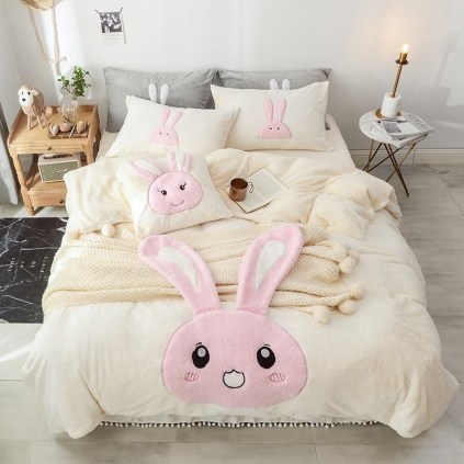 Chic Kids Bedding Sets And Decor Ideas For Cozy Kids Bedroom17